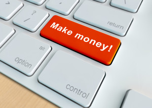 Make Money Computer Key